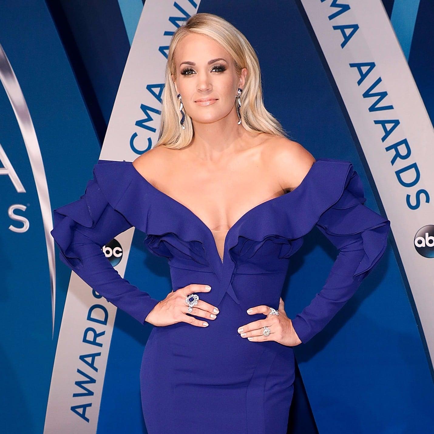 Cma awards 2018 carrie underwood dresses images