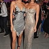 Kendall Jenner and Bella Hadid
