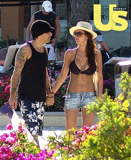 Photos of Audrina and Ryan in Cabo