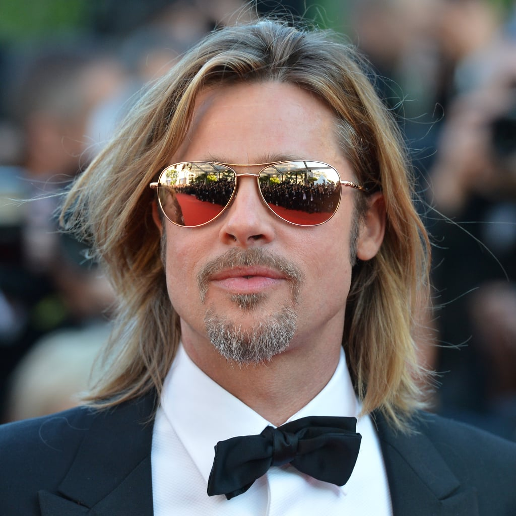 Successful men with long hair