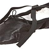 Sansha Silhouette Leather Ballet Slipper ($24)