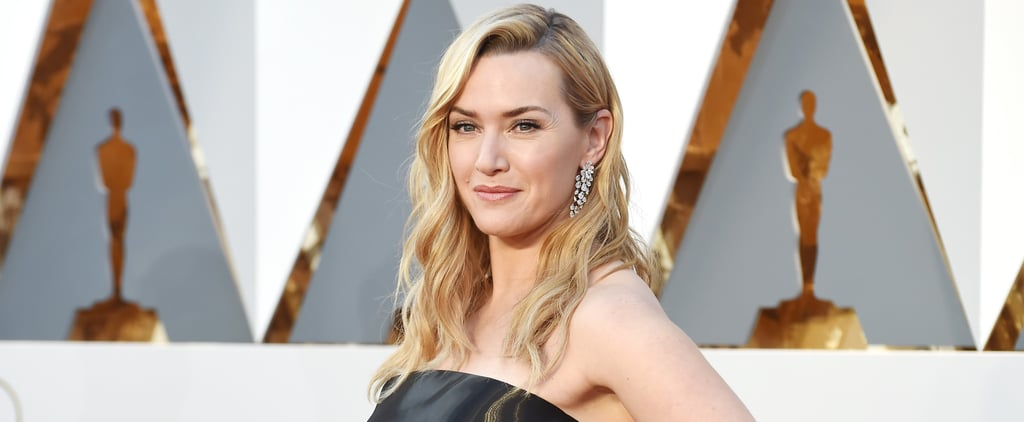 "Kate Winslet on Being Bullied as a Kid: ""They Locked Me in a Cupboard"""