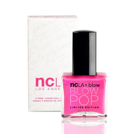 NCLA has teamed up with blowout bar Blow to create this hot pink nail polish, Blow Pop ($16). Good thing because November is just when our sweet tooth starts to kick in . . .