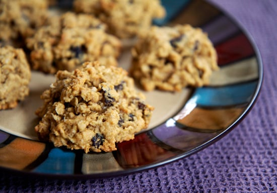 Healthy cookie recipes oatmeal
