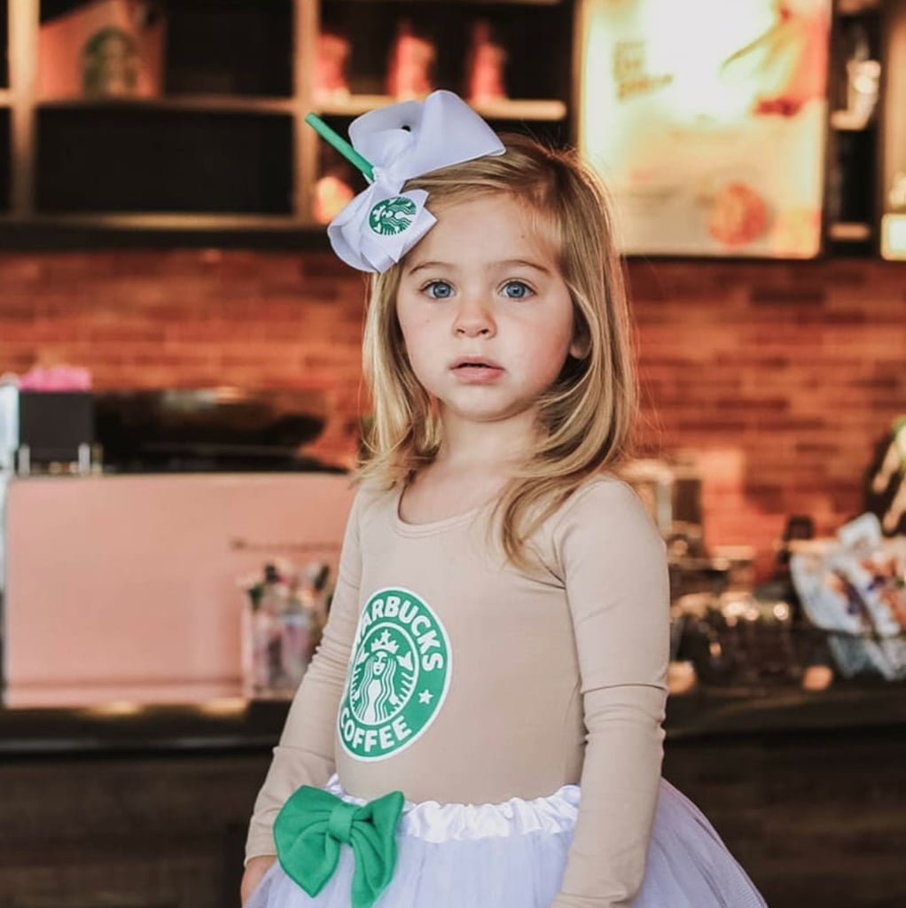 Starbucks Halloween Costumes For Kids and Babies