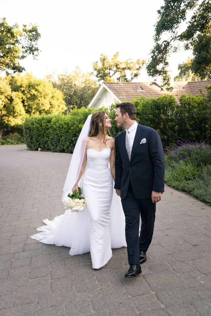 Katherine Schwarzenegger's Armani Wedding Dress