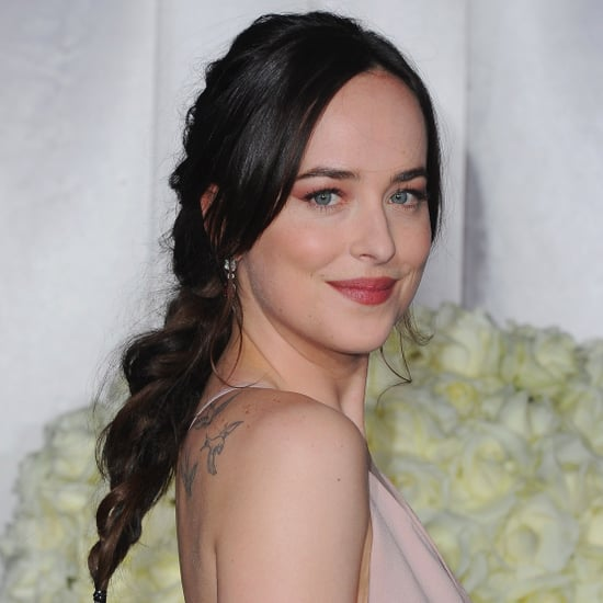 Dakota Johnson's Braid at the Fifty Shades Darker Premiere