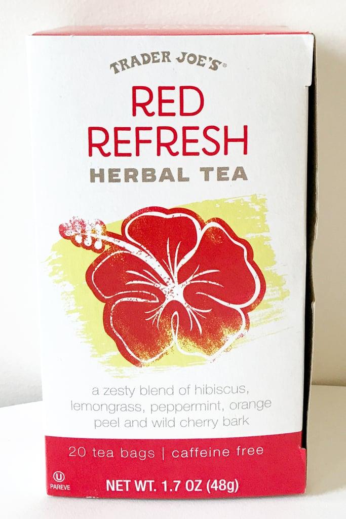 Red Refresh Herbal Tea ($2)