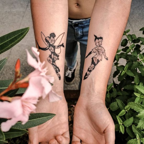 Peter Pan Tattoo Ideas and Inspiration