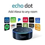 Echo Dot (2nd Generation) Smart Speaker With Alexa