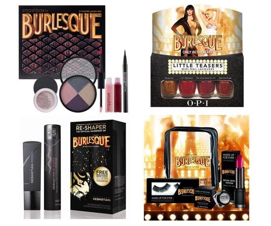 Which Burlesque-Inspired Beauty Item Appeals to You?