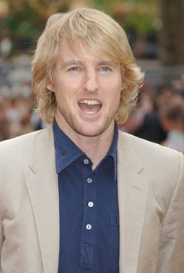 Owen Wilson Hospitalized