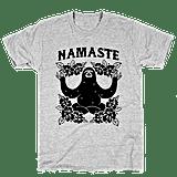 Sloth Namaste