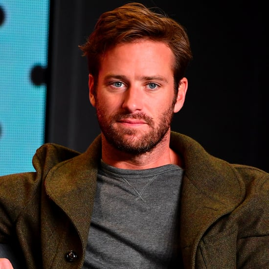 Armie Hammer Reading the Call Me By Your Name Audiobook