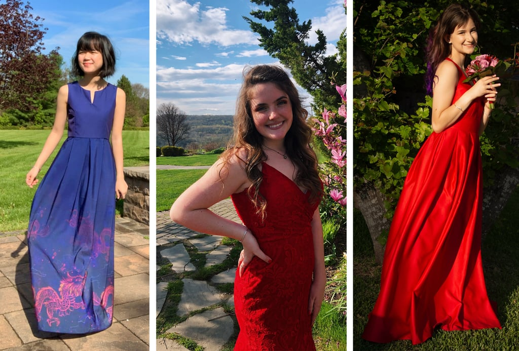 How 6 High School Seniors Got Ready For Virtual Prom