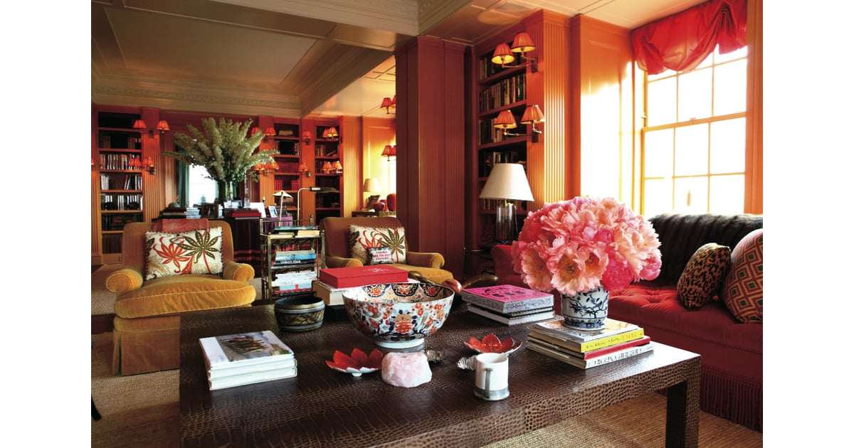 Tory Burch 39 S Home In Manhattan Photos Of Assouline S American Fashion Designers At Home Book