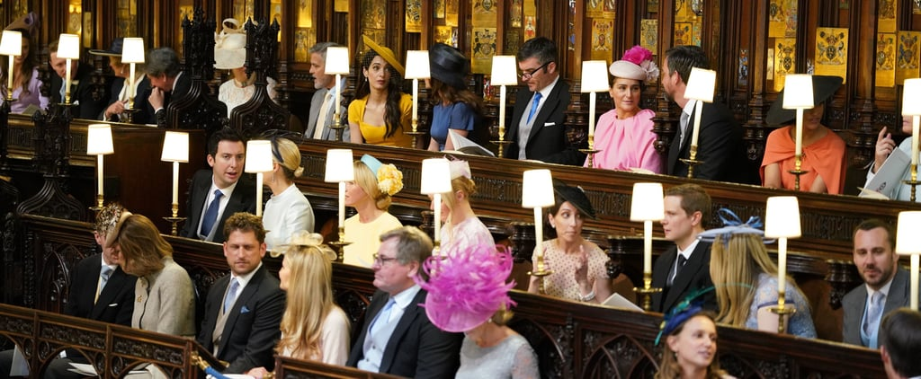 Why Were Guests Laughing at the Royal Wedding?