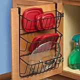 Spectrum Diversified Over-the-Cabinet 3-Tier Lid Holder