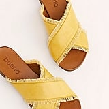 Bueno Tate Slide Sandals