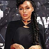Janelle Monáe's Massive Braid in 2015