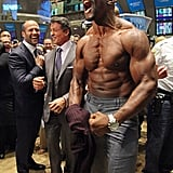 """Holy sh*t, Terry Crews is ripped!"" you might thinking to yourself. Well, I didn't even notice Terry Crews."