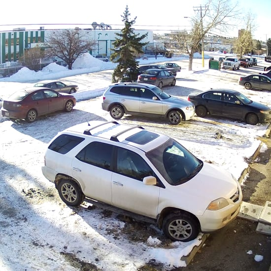 Calgary's Worst Driver Parking Fail Video