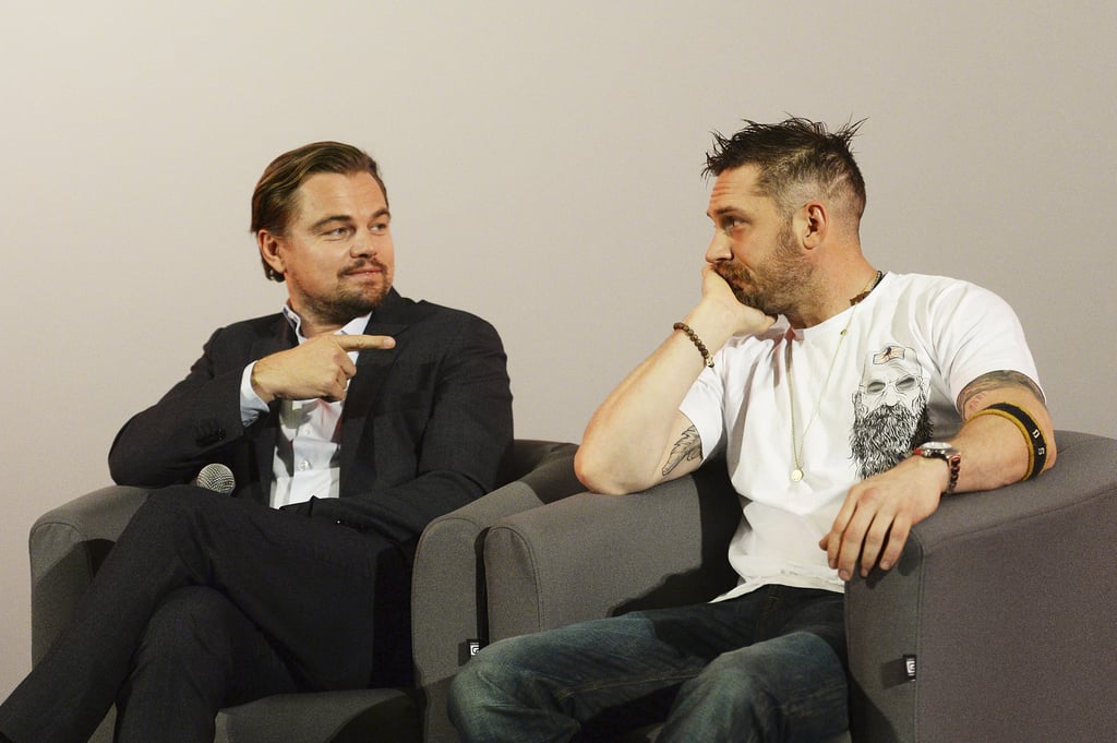 We Got to See More of His Hilarious Bromance With Tom Hardy