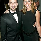 Jason Priestley and Naomi Lowde