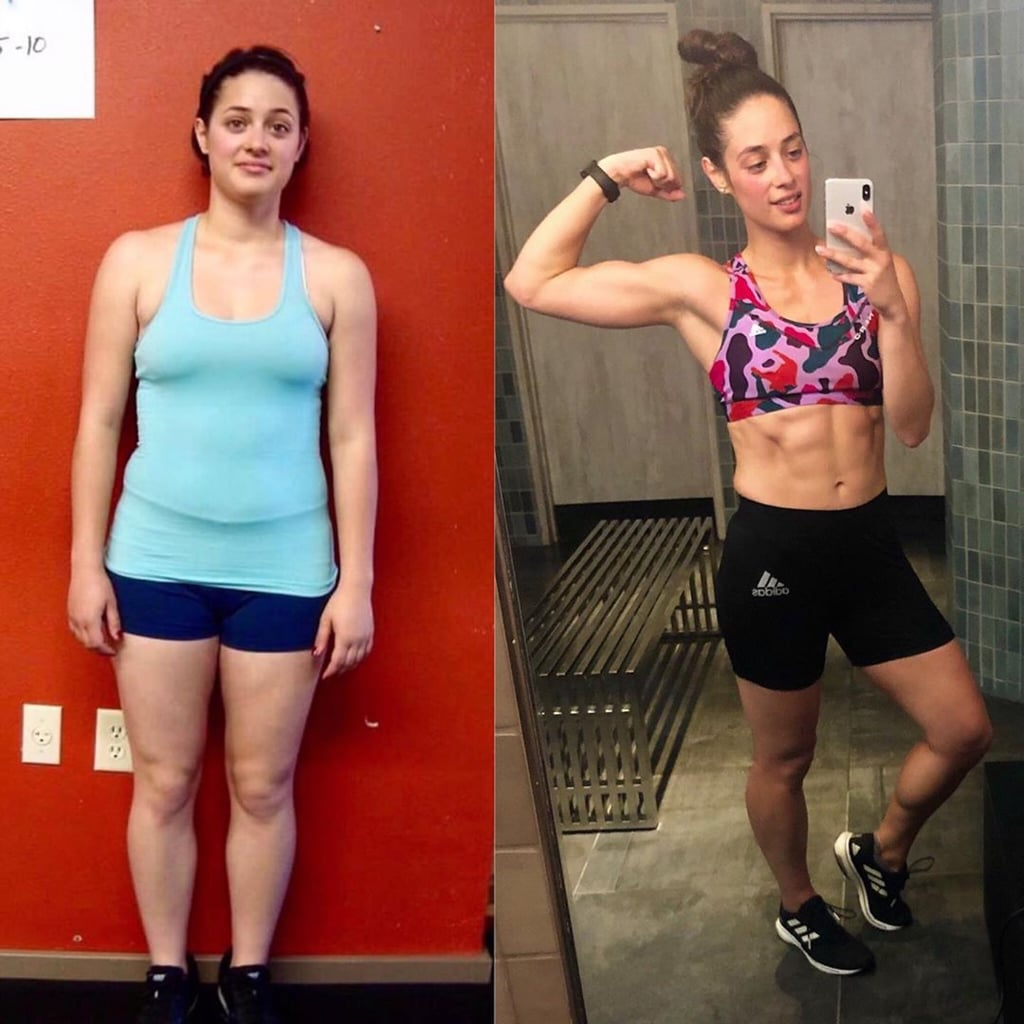35-Pound Weight Loss Transformation With Kettlebells