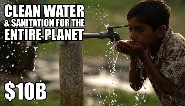 "<a href=""http:/... Water For the Planet</a>"