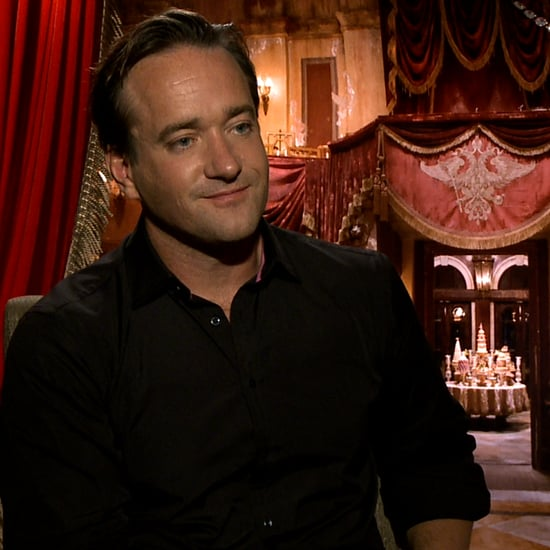Matthew Macfadyen Interview For Anna Karenina