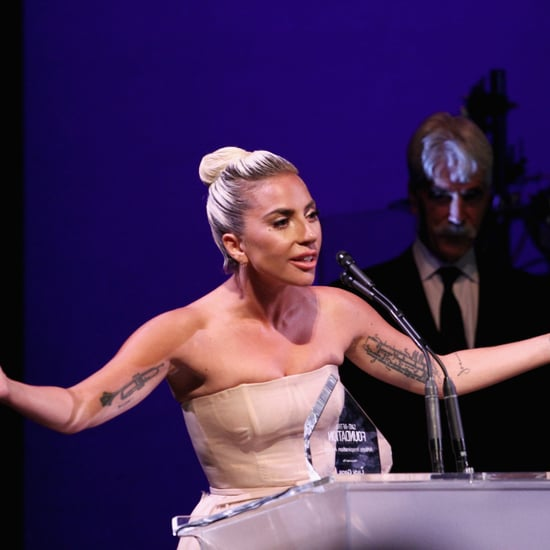 Lady Gaga Speech on Mental Health November 2018