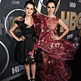 Laura Marano and Vanessa Marano at HBO's Official 2019 Emmy After Party