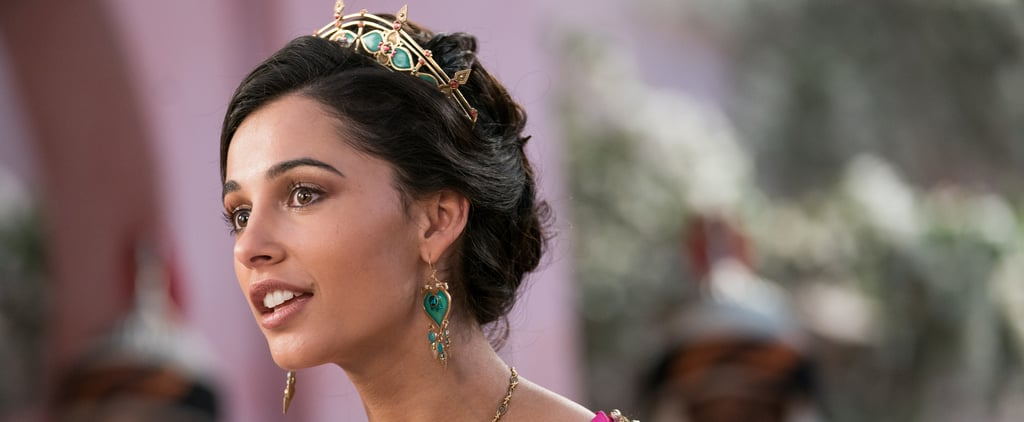 Is Naomi Scott Really Singing as Jasmine in Aladdin?