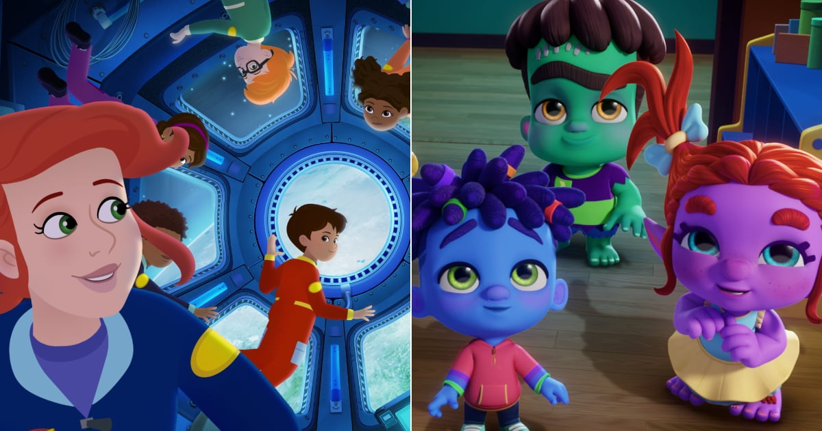 A Super Monsters Special and All the Other New Netflix Shows For Your Kids in 2020
