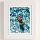 Dean Martindale The Floating Pineapple Art Print ($23 — $500)