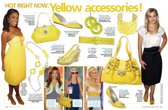 Yellow: I Just Can't Get Enough!