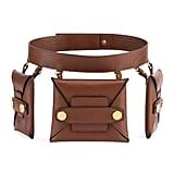 Stella McCartney Faux-Leather Trio Belt Bag