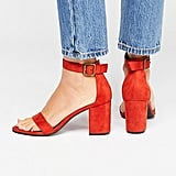 Matisse Vegan Block Party Heel