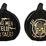 Disney Pirates of the Caribbean Light Up Pumpkin Set