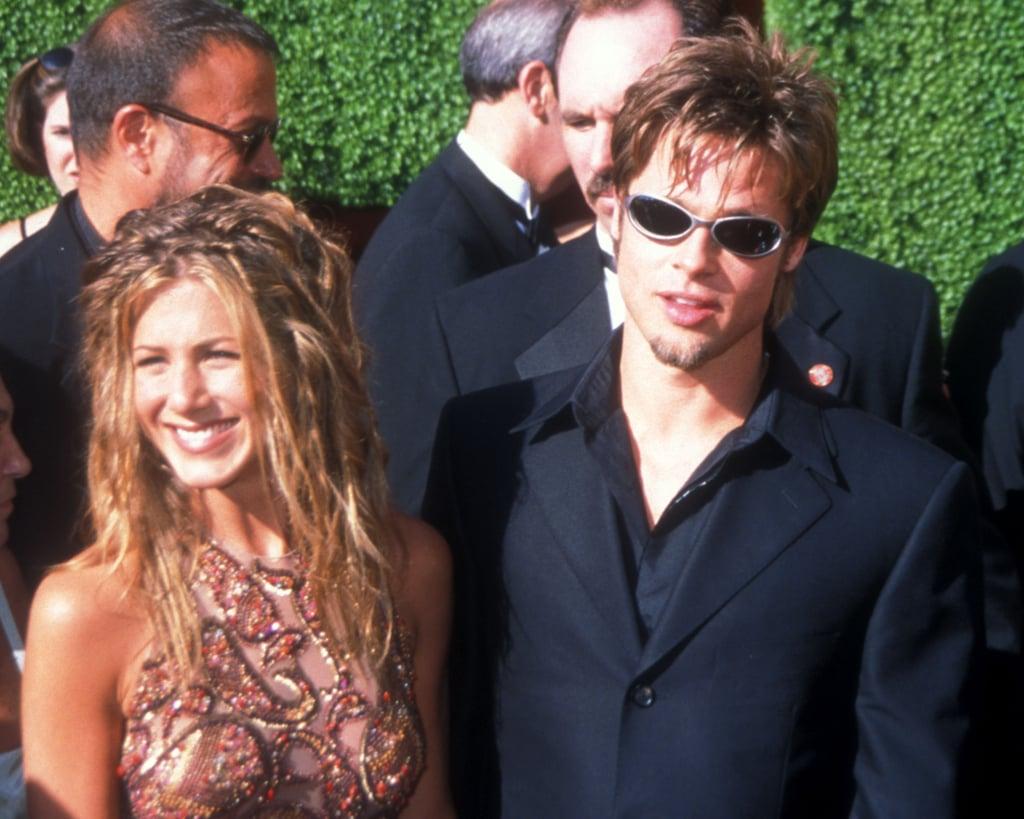 Are Brad Pitt and Jennifer Aniston Friends?