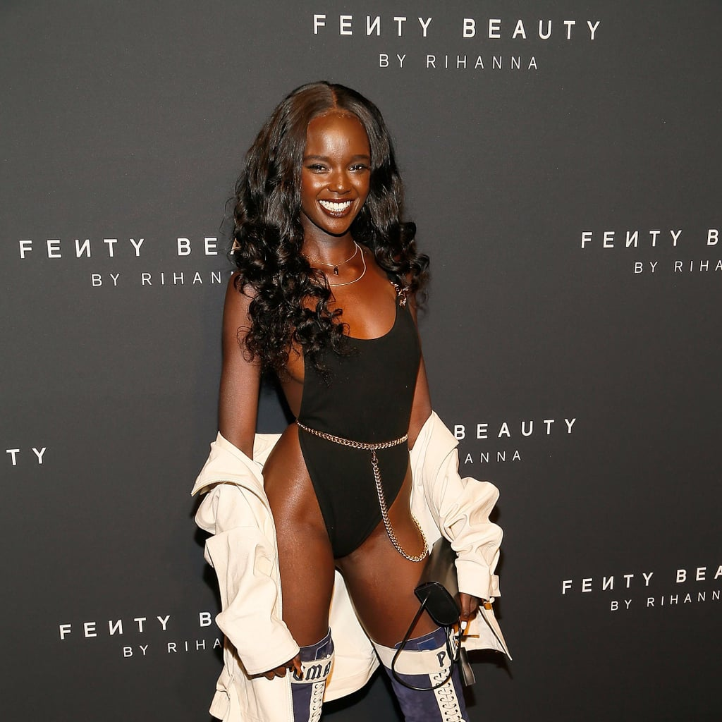 Cleavage Duckie Thot nude (14 foto and video), Tits, Is a cute, Selfie, lingerie 2019
