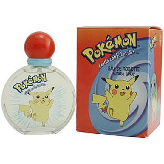 Pokemon Perfume 2016