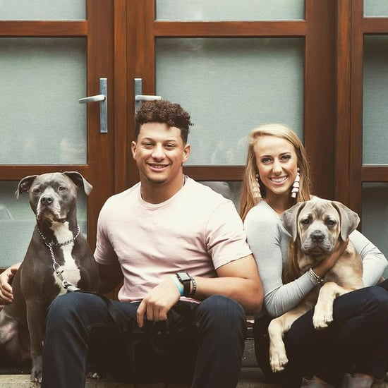 Photos of Patrick Mahomes and Brittany Matthews's 2 Dogs