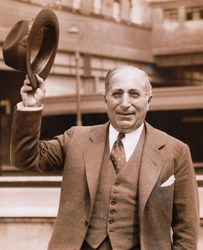 Louis B. Mayer in Real Life (1884-1957)