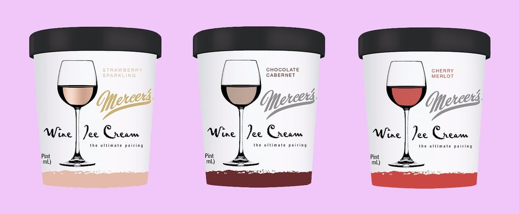 This Company's Wine Ice Cream Flavors Go Way Beyond Basic Chardonnay