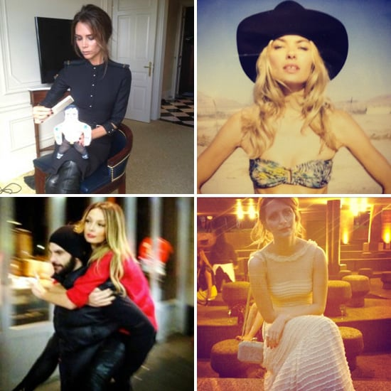 Candids: See What Jess Hart, Victoria Beckham, Mischa Barton & More Have Been Up to This Week