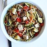 Vegan: Broccoli Slaw Stir-Fry