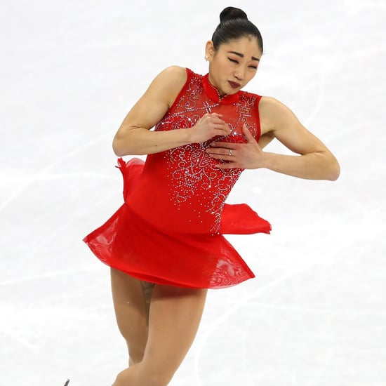 Mirai Nagasu Lands Triple Axel at Olympics