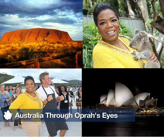 Sugar Shout Out: Take a Trip Down Under With Oprah!